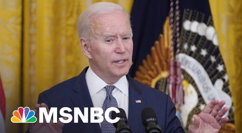 Biden's 'Confidence And Competence' Key To Repeal Military Force Authorization: Kaine 5