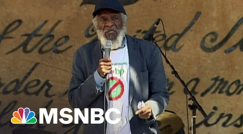 New Documentary Explores The Life Of Activist And Comedian Dick Gregory 1