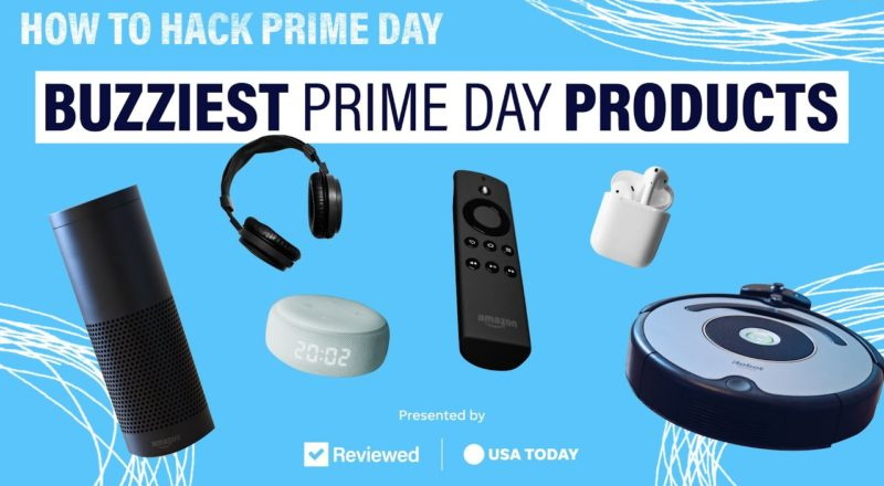 Amazon Prime Day 2021: Amazon must-haves   Reviewed and USA TODAY 5