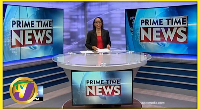 Jamaican News Headlines   TVJ News - June 17 2021 1