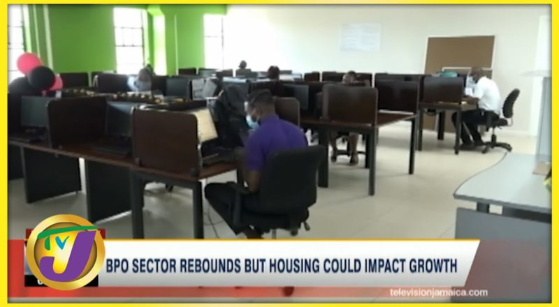 Jamaica's BPO Sector   TVJ Business Day - June 17 2021 1