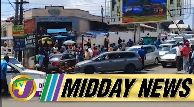 Manchester Police See Increase in Covid Breaches | TVJ Midday News - June 18 2021 1