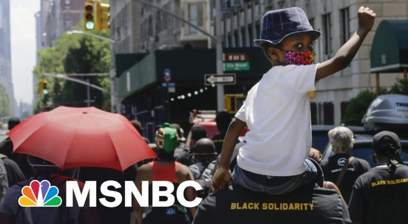 Are Race Relations Improving? NBC's Melvin On Battle Flag, Juneteenth, New Book 8