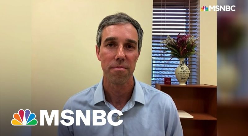 Beto On Voting Rights Activism: 'No More Tweeting And Facebook' 5