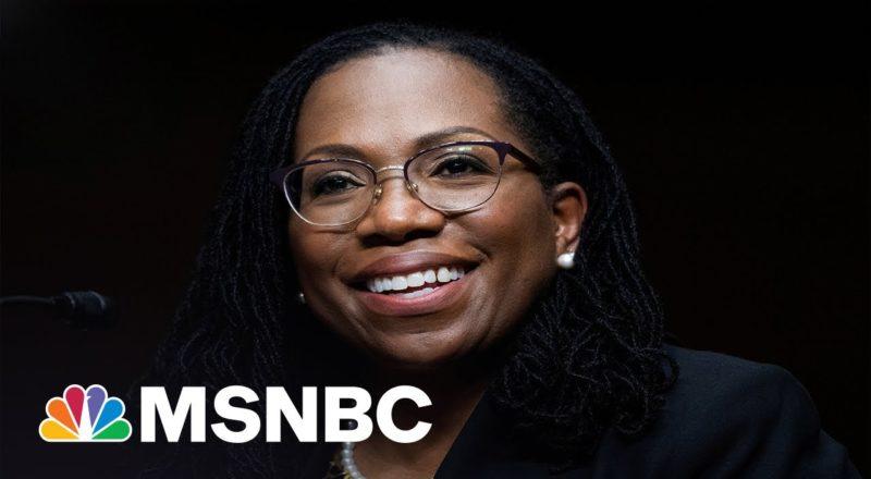 Senate Confirms Ketanji Brown Jackson To Serve On D.C. Circuit 1