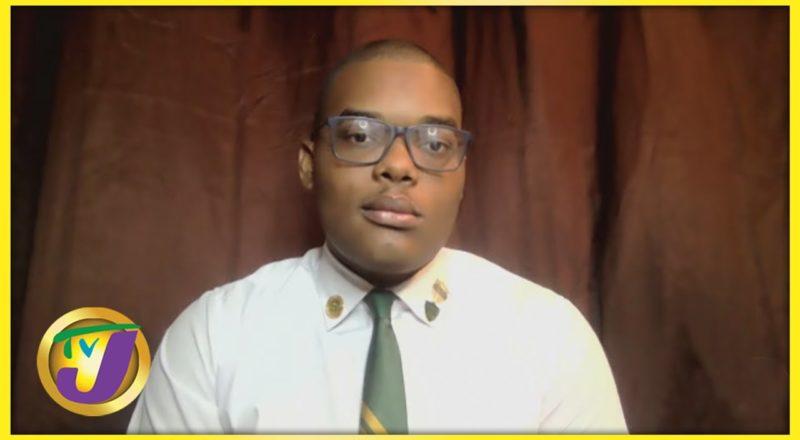Math & Physics Whiz - Jaheim Harris | TVJ Smile Jamaica 1