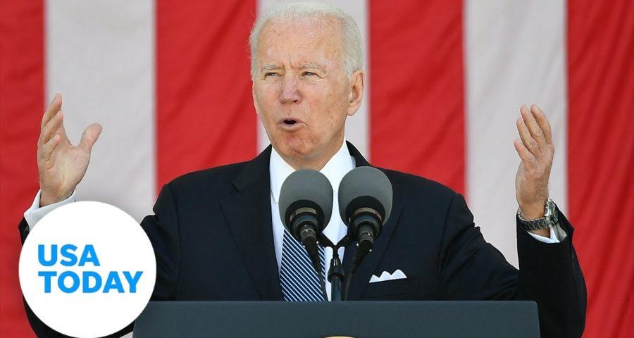 President Joe Biden visits Tulsa, Oklahoma | USA TODAY 4