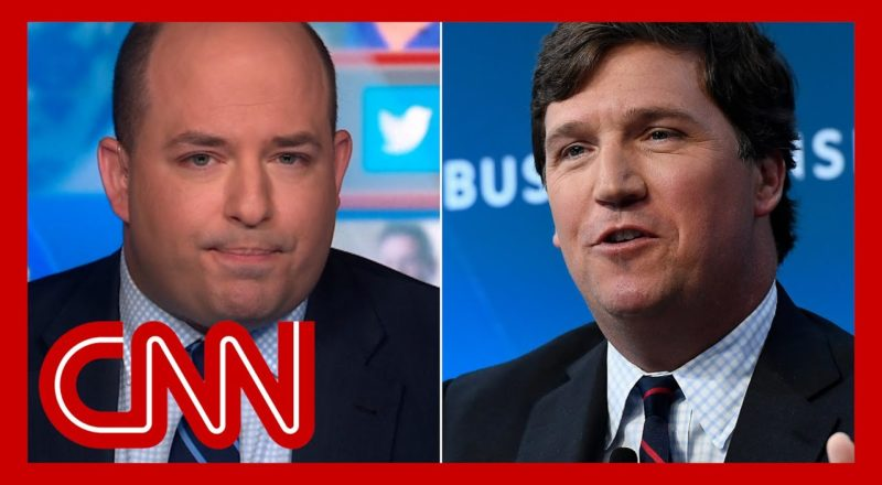 Stelter: Why isn't Fox News fact-checking Carlson's January 6 claim? 9