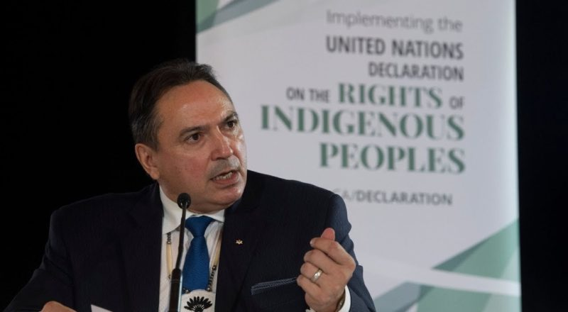 Feds pass bill to adopt UN Indigenous rights declaration 1