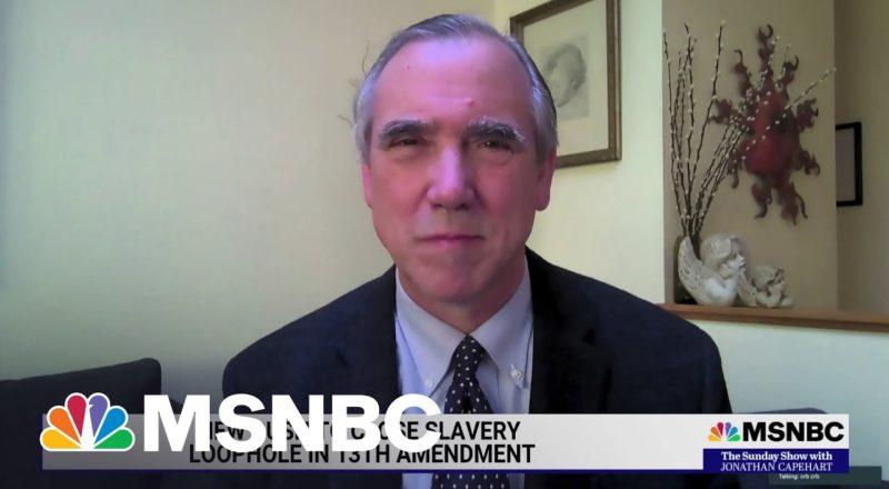 Sen. Jeff Merkley Leads Renewed Effort To Revise the 13th Amendment 5