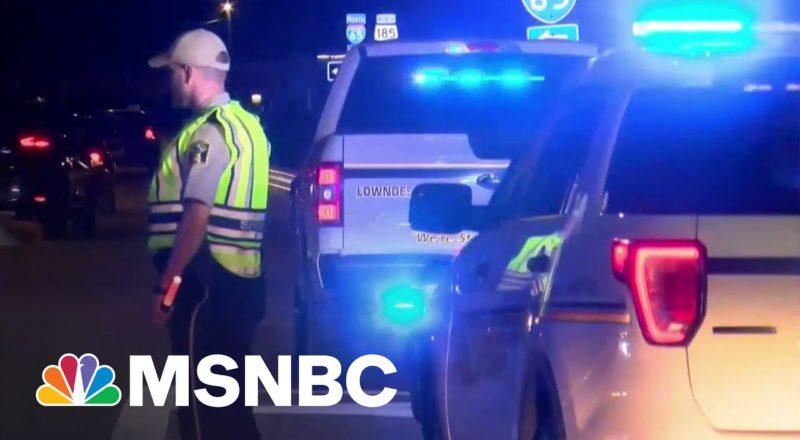 Multi-Car Pileup Kills At Least 10, Mostly Children in Alabama 7