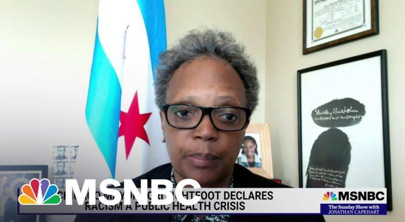 Chicago Mayor Lori Lightfoot Declares Racism A Public Health Crisis 1