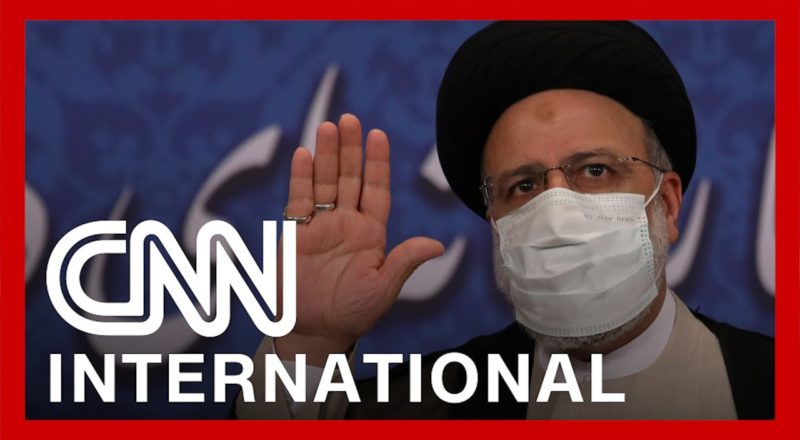 CNN asked Iran's President-Elect about nuclear deal. Hear his reply 1