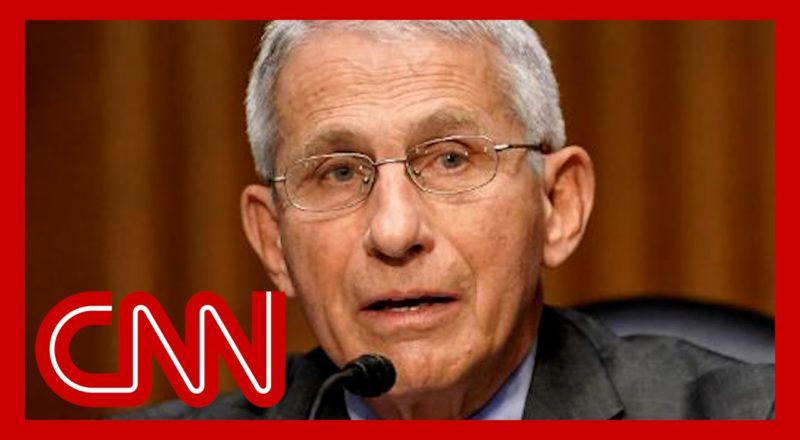 'That's the way science works': Fauci fires back at critics 1