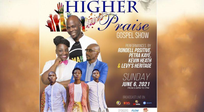 Higher Praise Gospel Show - June 6, 5:30-7pm 1