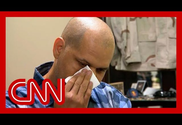 Capitol Police officer gets emotional reliving January 6th 1