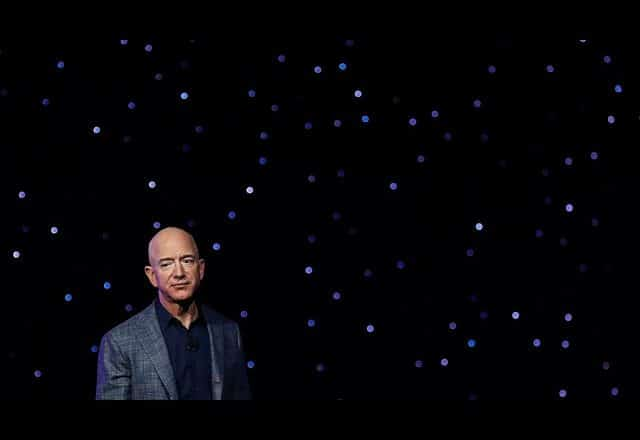 Amazon founder Jeff Bezos to fly his own rocket to space 1