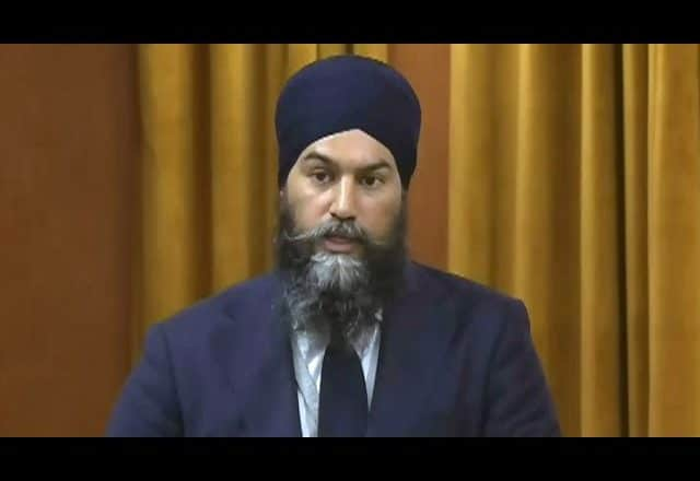 'Our Canada is a place of racism': Jagmeet Singh on London, Ont. attacks 1