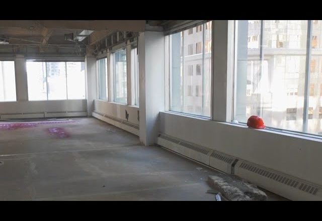 Downtown Calgary office tower being converted into affordable housing 1