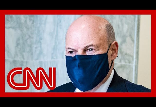 Trump-appointed postmaster general under DOJ investigation 1