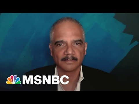 Eric Holder: 'There Is Still A Fight' For Dems Against GOP Gerrymandering 7