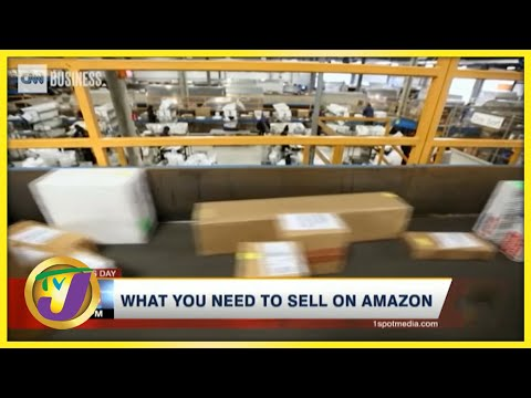 What Jamaican Businesses Need to Sell on Amazon | TVJ Business Day - July 8 2021 1