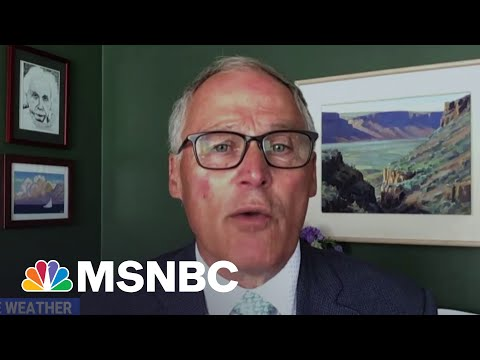 Washington State Gov. Inslee: We Have A Permanent Emergency 1