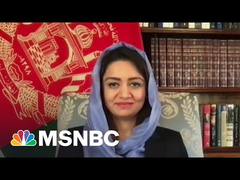 One-On-One With Outgoing Afghan Ambassador To U.S. 1