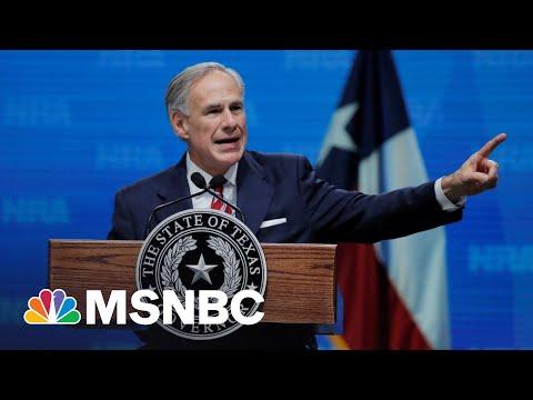 Gov. Abbott Attacks TX Dems Who Fled To Stop Voter Restrictions 1