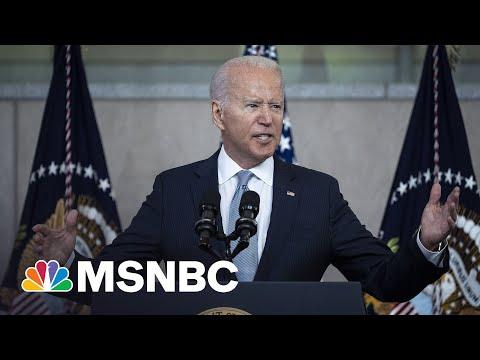 'Have You No Shame?: Biden Criticizes Restrictive Voting Laws 1
