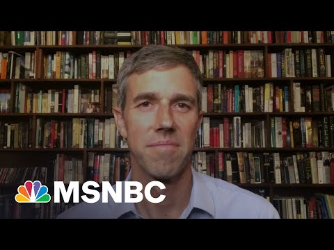 Beto O'Rourke: Filibuster Exception On Voting Rights Needed To Save Democracy 2