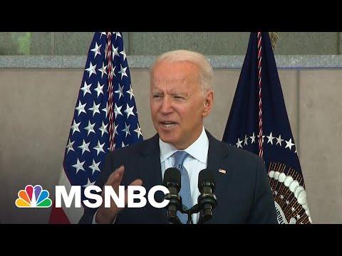 Biden Goes 'Full Blast' On Republican Attacks On Democracy 1