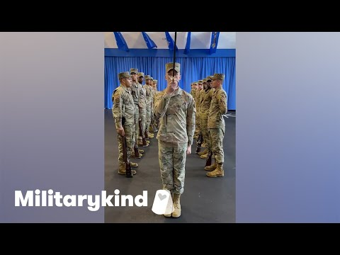 Air Force Honor Guard Drill Team routine is oddly satisfying | Miitarykind 2