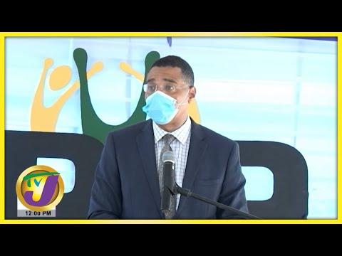 Andrew Holness Blast Critics Over Handling of Crime   Economic Decline in Jamaica - July 15 2021 8