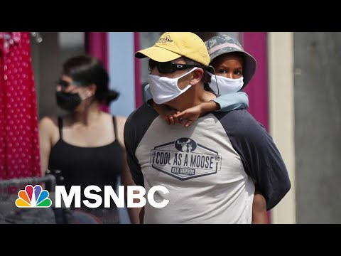 Pandemic Burnout Is Taking A Toll On Americans, Says Doctor 1