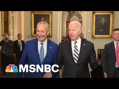 President Biden's Infrastructure Package Faces Crucial Week in Washington 7