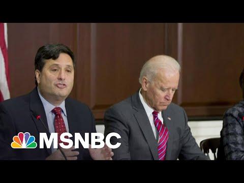 What Makes Ron Klain The 'Nerve Center' Of Biden White House | MSNBC 4