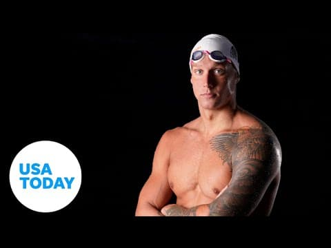 American swimmer Caeleb Dressel is chasing greatness at the Tokyo Olympics | USA TODAY 1