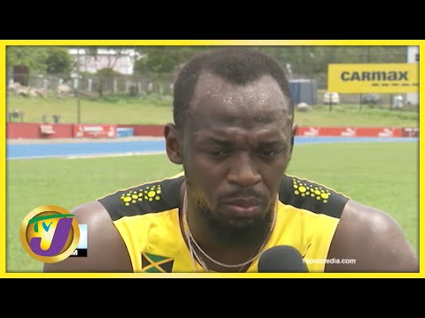 Usain Bolt Disappointed with Development of Jamaican Sprinters - July 17 2021 1