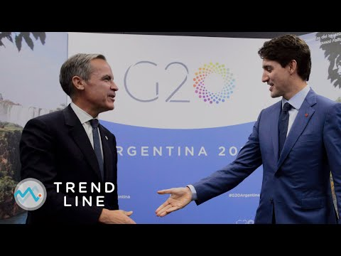 Could Mark Carney give a boost to Justin Trudeau's chances in the next election? | TREND LINE 8
