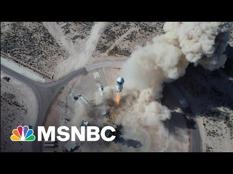 See Neil deGrasse Tyson Break Down The Bezos-Branson Billionaire space Race 2