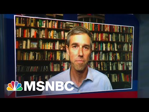 Beto O'Rourke: TX Dems Are Providing 'Moral Leverage Necessary' To Pass Voting Rights Bills 4
