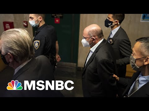 Trump CFO Waives Right To Remain Silent During Arrest 5