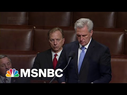 GOP May Have 'Had Buyer's Remorse' After Not Supporting Jan. 6 Committee 1
