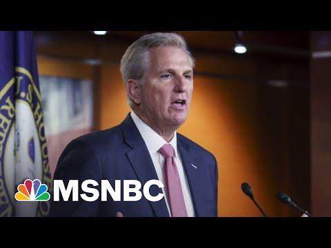 McCarthy: Pelosi Has Created A 'Sham Process' 1