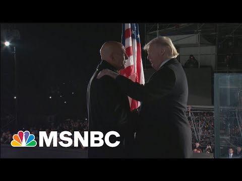 How Thomas Barrack Links Trump To The Middle East | MSNBC 1