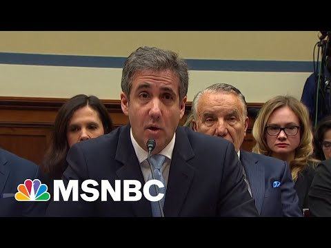 'They're Coming': Ex Trump Lawyer Cohen On New Charges 7