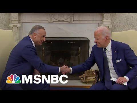 Biden Announces End Of U.S. Combat Mission In Iraq 9
