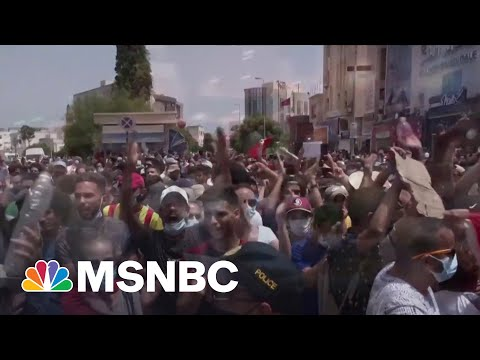 Tunisian President Declares Curfew Through August 27 1