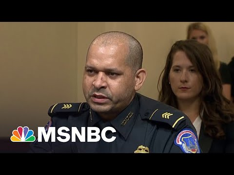 Officer Gonell Slams Trump's Comments: 'I'm Still Recovering From Those Hugs And Kisses' 5